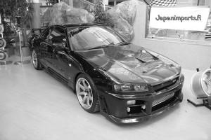 Auton tilaaminen japanista