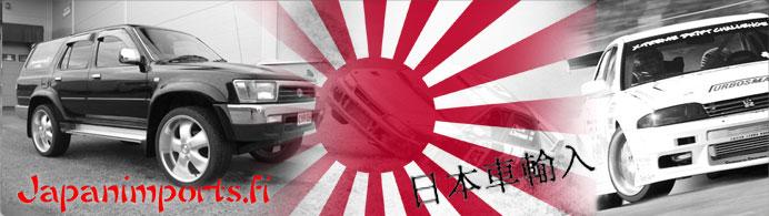 Toyota osat japanista